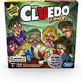 Hasbro Gaming Cluedo Junior Bordspel voor kinderen