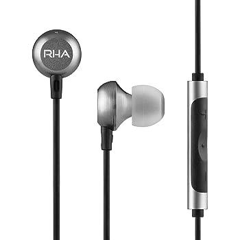 RHA MA650 for Android  Powerful Hi-Res Noise Isolating Aluminium In-Ear  Headphones 04243de626