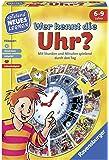 """Ravensburger Kinderspiele 24995"""" Wer kennt die Uhr Lernspiel"""