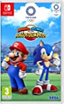 Mario & Sonic en las Olimpiadas de Tokyo 2020