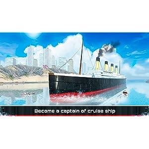 Cruise Ship Tycoon Titanic Simulator Traffic Tour Sea Captain - How do you become a captain of a cruise ship