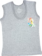 YORKER GREY ROUND NECK SANDOW THERMAL TOP FOR BOY'S & GIRL'S