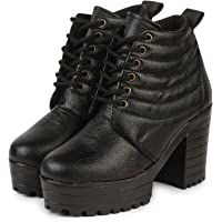 Do Bhai Women's Synthetic Boots