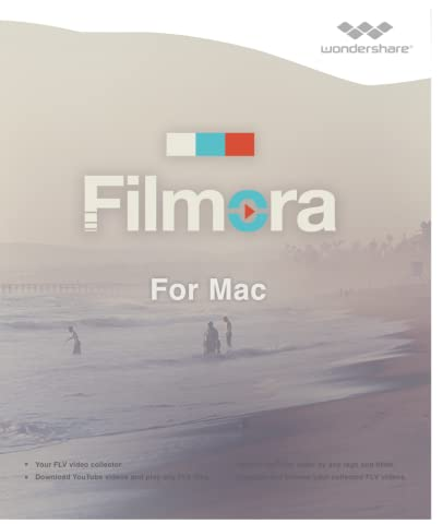 Wondershare Filmora video editor pour Mac [Download]