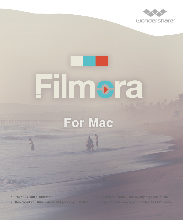 Price comparison product image Wondershare Filmora video editor for Mac [Download]