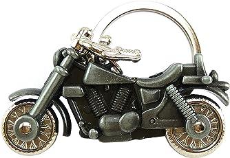 VB Retail Silver Royal Bullet Bike Keyring & Keychain