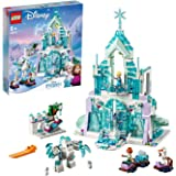 LEGO Disney Princess Elsa's Magical Ice Palace for age 6+ years old 43172