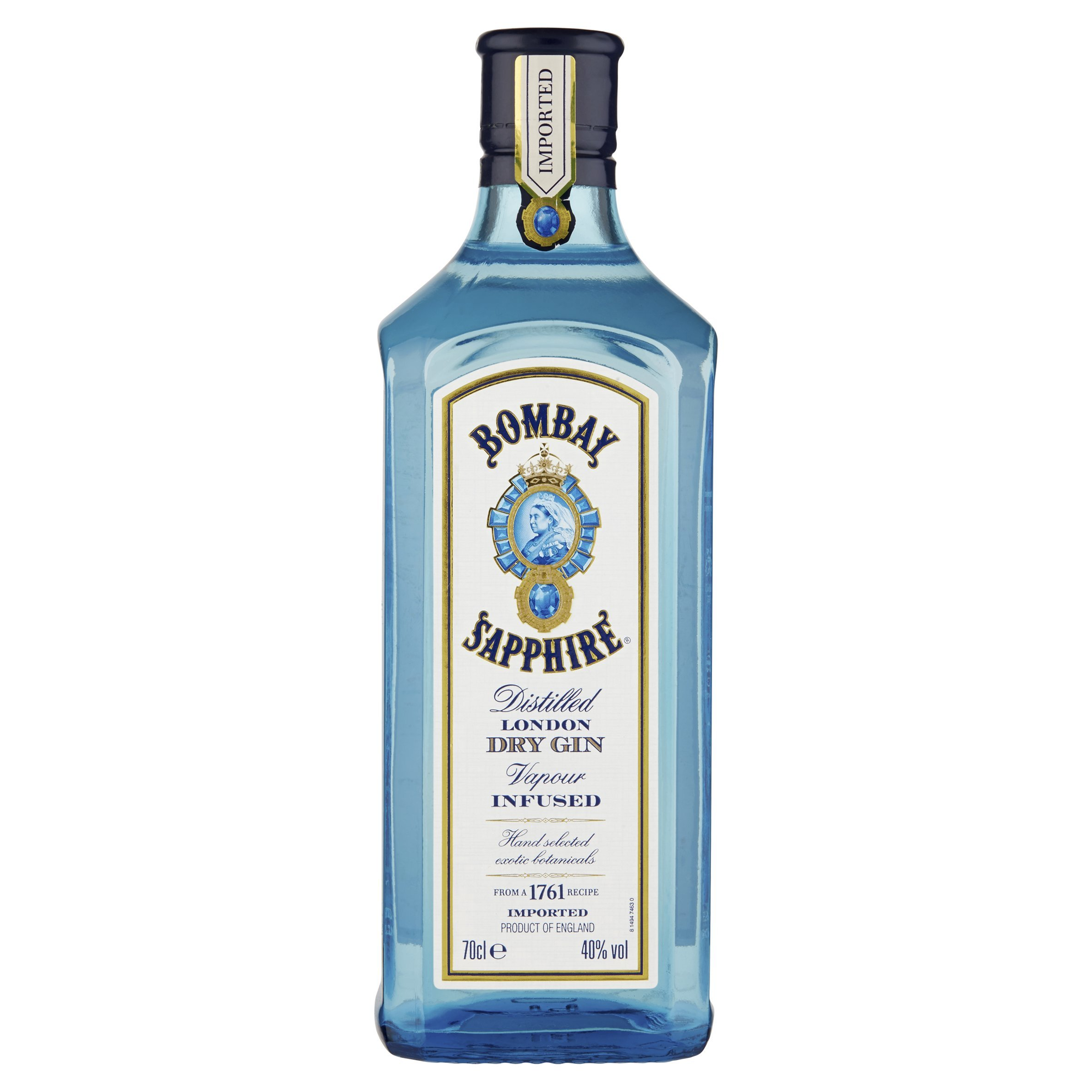 Gin Bombay Sapphire London Dry Gin 0,70 lt.
