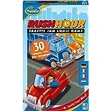"""ThinkFun MBS Rush Hour 76369 - Gioco da tavolo """"Il geniale gioco in formato da souvenir"""