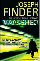 Vanished (Nick Heller Book 1) Kindle Edition
