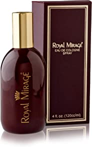 Royal Mirage - perfumes for women - Eau de Cologne, 120ml