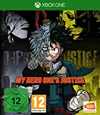 My Hero One's Justice - [Xbox One]