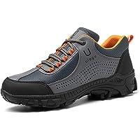 ZOEASHLEY Chaussure de Securité Homme Legere Respirantes Basket de Securite Chaussures de Travail