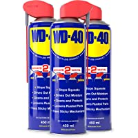 WD-40 COS223793 WD40 Smart Straw 450ml pack of 3