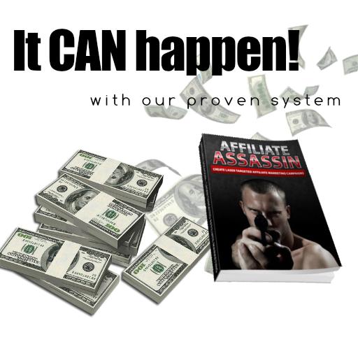 Affiliate Assassin - Ways to Make Money Online