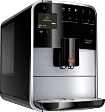 Melitta, Kaffeevollautomat, Caffeo Barista T F73/0-201, One-Touch-Funktion, LCD-Display