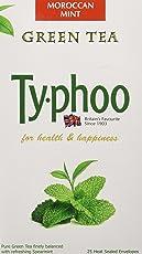 Typhoo Green Tea, Moroccan Mint, 25 Tea Bags