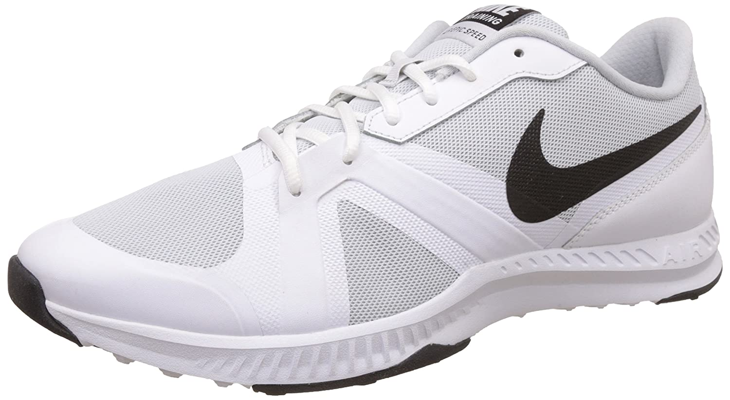 nike running shoes white and black. nike men\u0027s air epic speed tr running shoes: buy online at low prices in india - amazon.in shoes white and black e