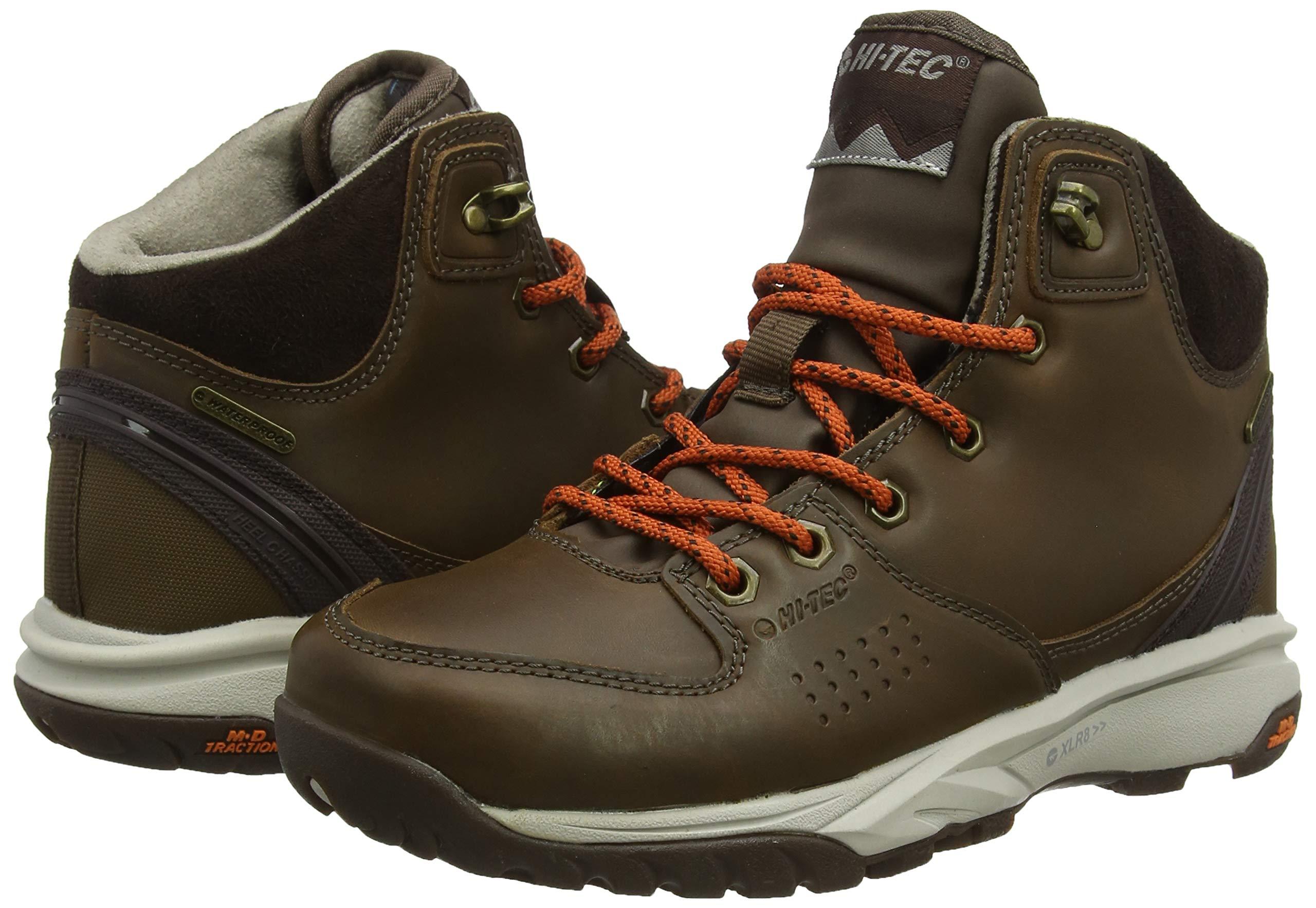 Hi-Tec Women's Wild-Life Luxe I Waterproof High Rise Hiking Boots 5