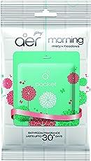 Godrej aer Pocket Bathroom Fragrance - 10 g (Morning Misty Meadows)