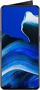 OPPO Reno2 Noir Lumineaux Smartphone débloqué 4G - 48 MP - 8 Go de RAM - 256 Go ROM Extensible Via Micro SD - Batterie 4000 mAh avec Charge Rapide VOOC 3.0 - Android 9 - Téléphone Portable