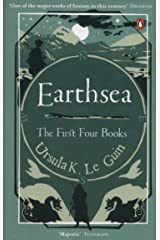 Earthsea: The First Four Books: A Wizard of Earthsea * The Tombs of Atuan * The Farthest Shore * Tehanu Paperback