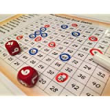 Multiplication Dice Game 3,4,5,6,7,8 & 9 Times Tables