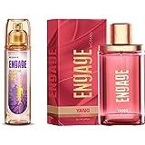Engage W2 Perfume Spray For Women, 120ml And Engage Yang Eau De Parfum, Perfume for Women, 90ml
