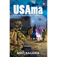USAma(2nd Edition) : IS USA THE WORLD'S LARGEST TERRORIST?