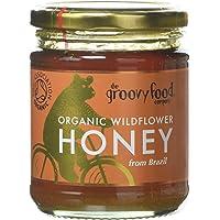 The Groovy Food Company Organic Brazilian Wildflower Honey, 340 g