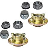 2//4Pieces 25//30//35//50mm PCD 5x127 CB 71.6mm Wheel Spacer Adapter Fit For Jeep Wrangler//fit For Grand Cherokee//fit For Commander M1//2 Or M14xP1.5 DZF-WS Size : 2PCS 25mm M1 2