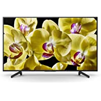 Sony KD-43XG8096 Bravia 43 Zoll (108cm) Fernseher (Ultra HD, 4K HDR, Android Smart TV, Chromecast) schwarz