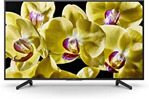 Sony KD-49XG8096 Bravia 49 Zoll (123,2cm) Fernseher (Ultra HD, 4K HDR, Android Smart TV, Chromecast) schwarz
