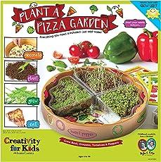 Creativity for Kids Plant Pizza Garden Kit