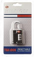 Tommy Hilfiger Black Luggage Lock (TH/TSA01A24BLK)