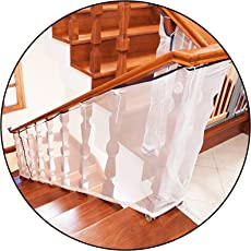Pack of 1 - Strong Fine Mesh Fall Prevention Safety Net