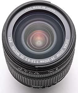 Sigma 28 300mm F 3 5 6 3 Dg Macro Nikon Fit Lens Camera Photo