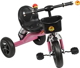 Baybee Pyroar Tricycle (Pink)