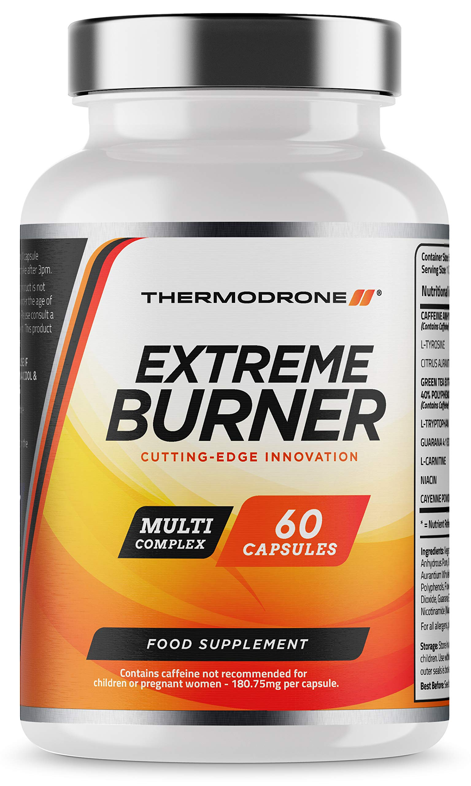 Fat Burners Extreme Fat Burners For Men Women 60 Vegetarian Capsules Uk Manufactured High Strength Premium Safe Legal Fat Burning Pills