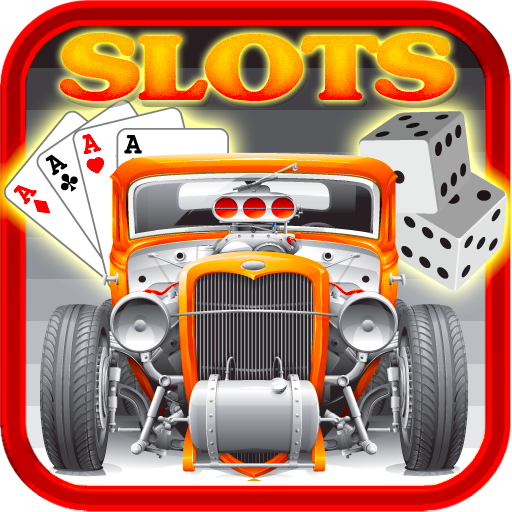 Hot Rod Race Warriors Slots Free Casino Games HD Slots Games Free Spins Jackpot Fever Racing Freeslots Vegas Tablets Mobile Saga Top Casino Games Kindle New 2015
