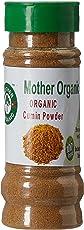 Mother Organic Cumin Powder Bottle, 100g