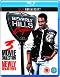 Beverly Hills Cop Triple Pack [Blu-ray] [2019] [Region Free]