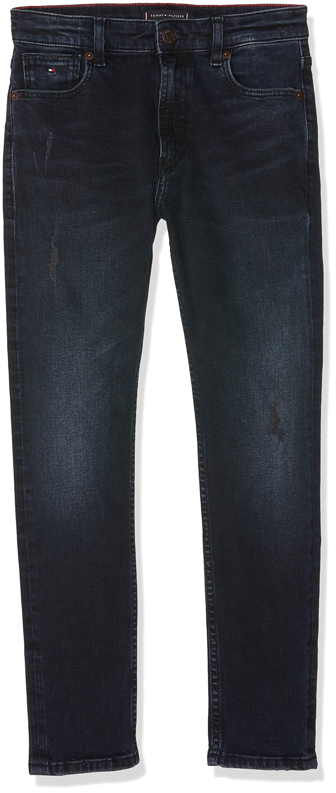 Tommy Hilfiger Randy Relaxed Mobbst Jeans para Niños