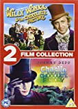 Willy Wonka And The Chocolate Factory / Charlie And The Chocolate Factory [2 Film] [DVD] [2007]