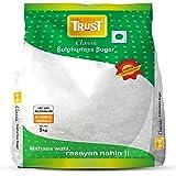 Trust Classic Sulphur less Refined Sugar, 5kg