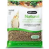 ZuPreem - Alimento para Aves Natural | Pienso Agapornis y Ninfas - 1,13 kg