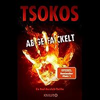 Abgefackelt: True-Crime-Thriller (Die Paul Herzfeld-Reihe 2) (German Edition)