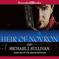 Heir of Novron: Riyria Revelations, Volume 3