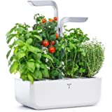 Véritable® - Indoor Vegetable Garden Made in France - Indoor Cultivation with Automatic LED Lighting System - Kit van 4 Lingo