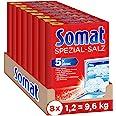 Somat Spezial-Salz, Spülmaschinensalz, 9,6 kg, für Kalk-Schutz, Anti-Wasserflecken und eine verbesserte Leistung und Lebensda